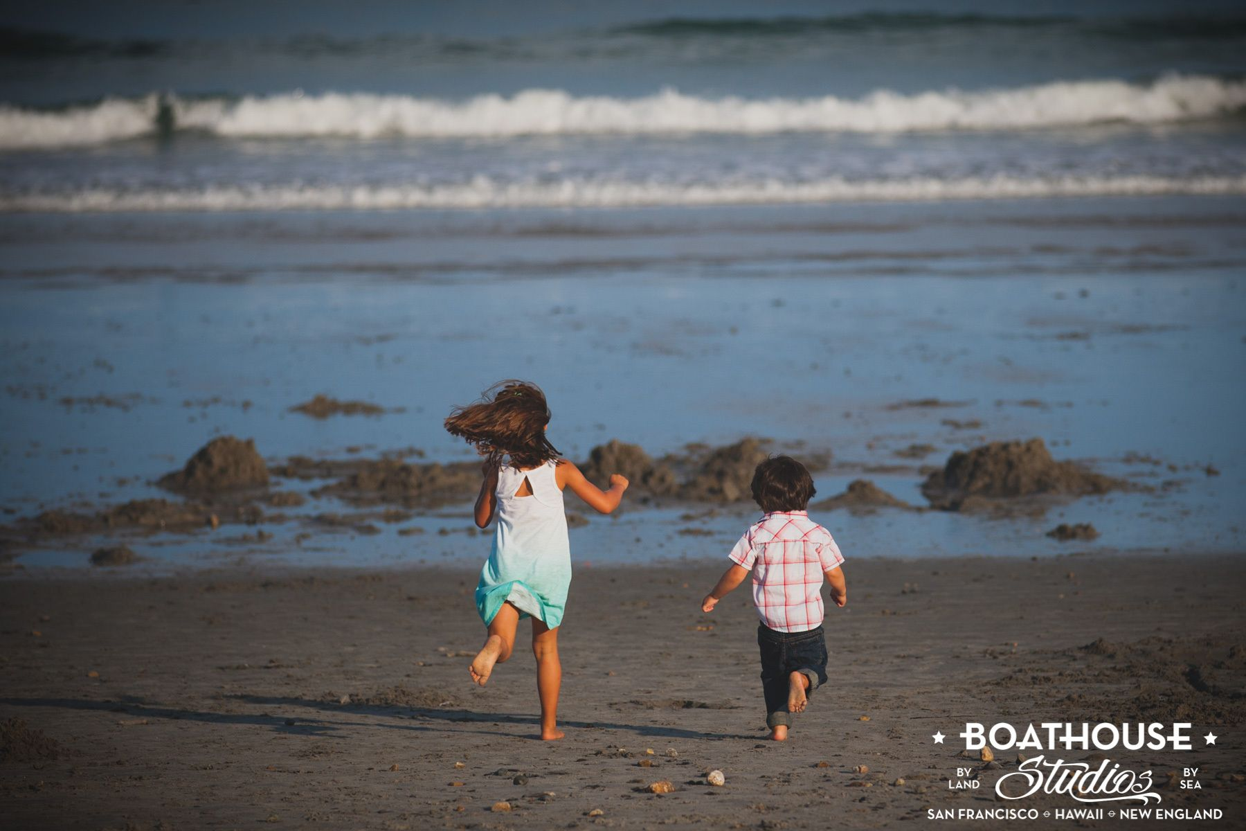 Beach, Waves, Surf and Smiles: Surfing Family Photography