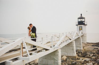 Saltwater Farm & Lighthouse Wedding