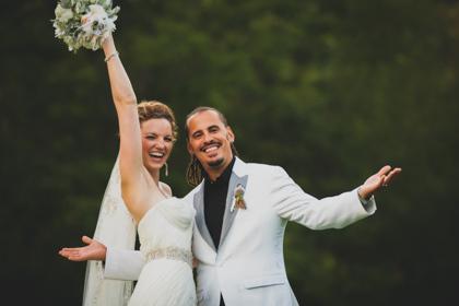 Morocco/Puerto Rico Inspired Wedding