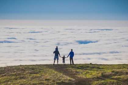 Hike to The Clouds: San Francisco / Marin