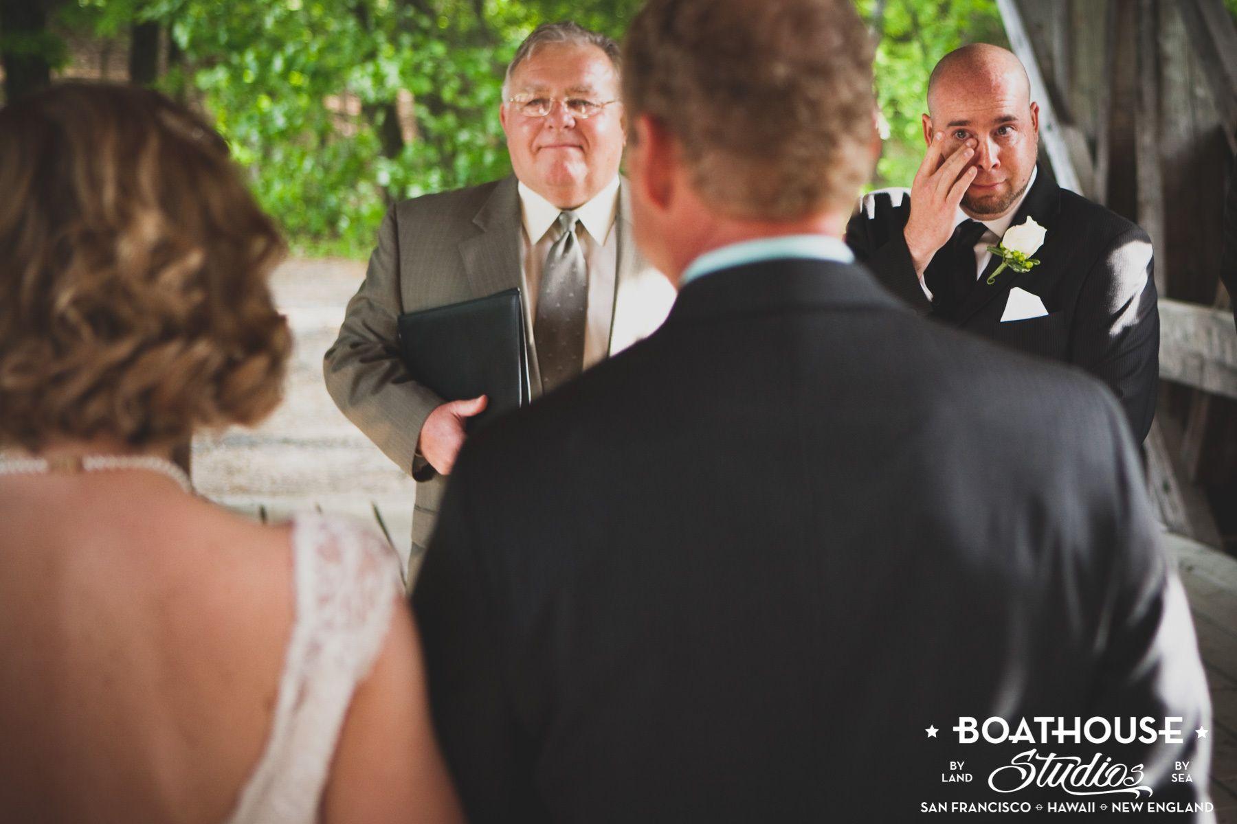 Sunday River Covered Bridge Wedding.