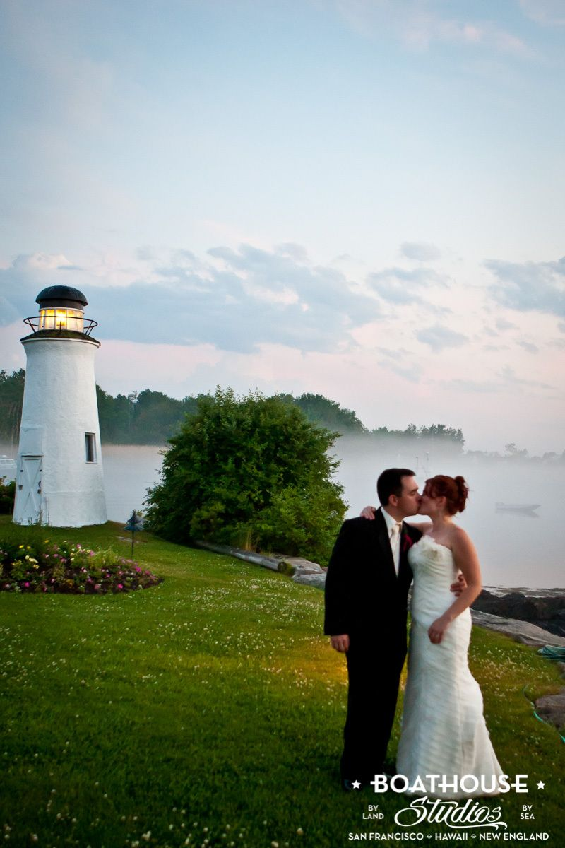 Lighthouse Wedding at The Nonantum