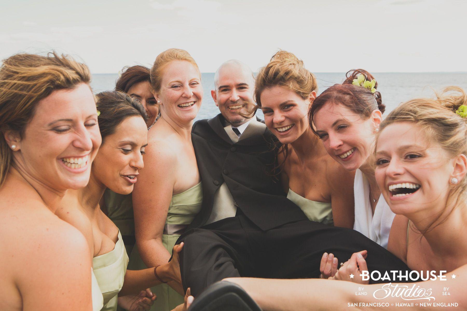 Seaside Kennebunkport, Maine Wedding at St. Ann's Church and The Nonantum Resort.