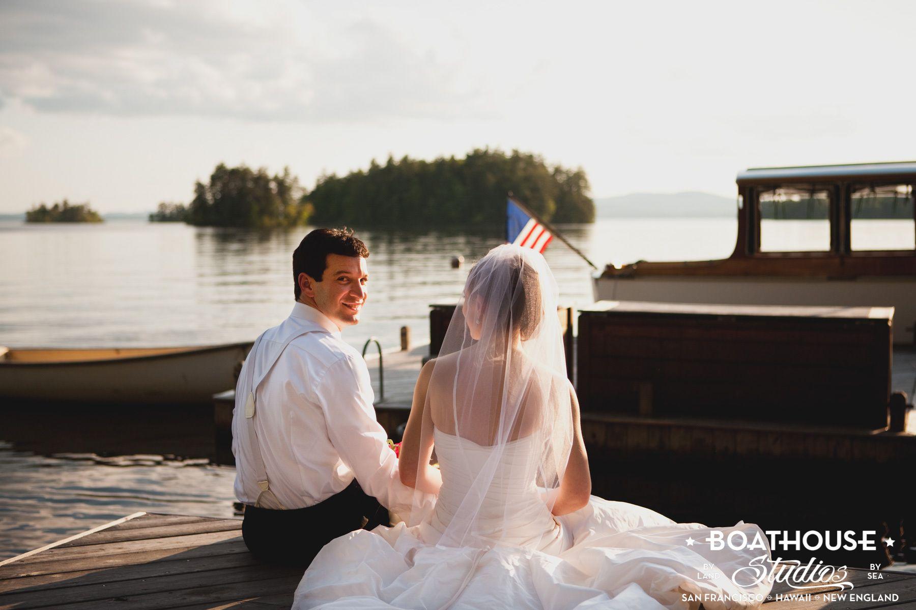 Sebago Lake Wedding at Migis Lodge
