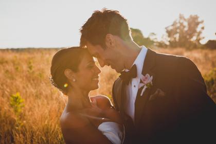 Sailor's Chapel & Organic Farm Wedding