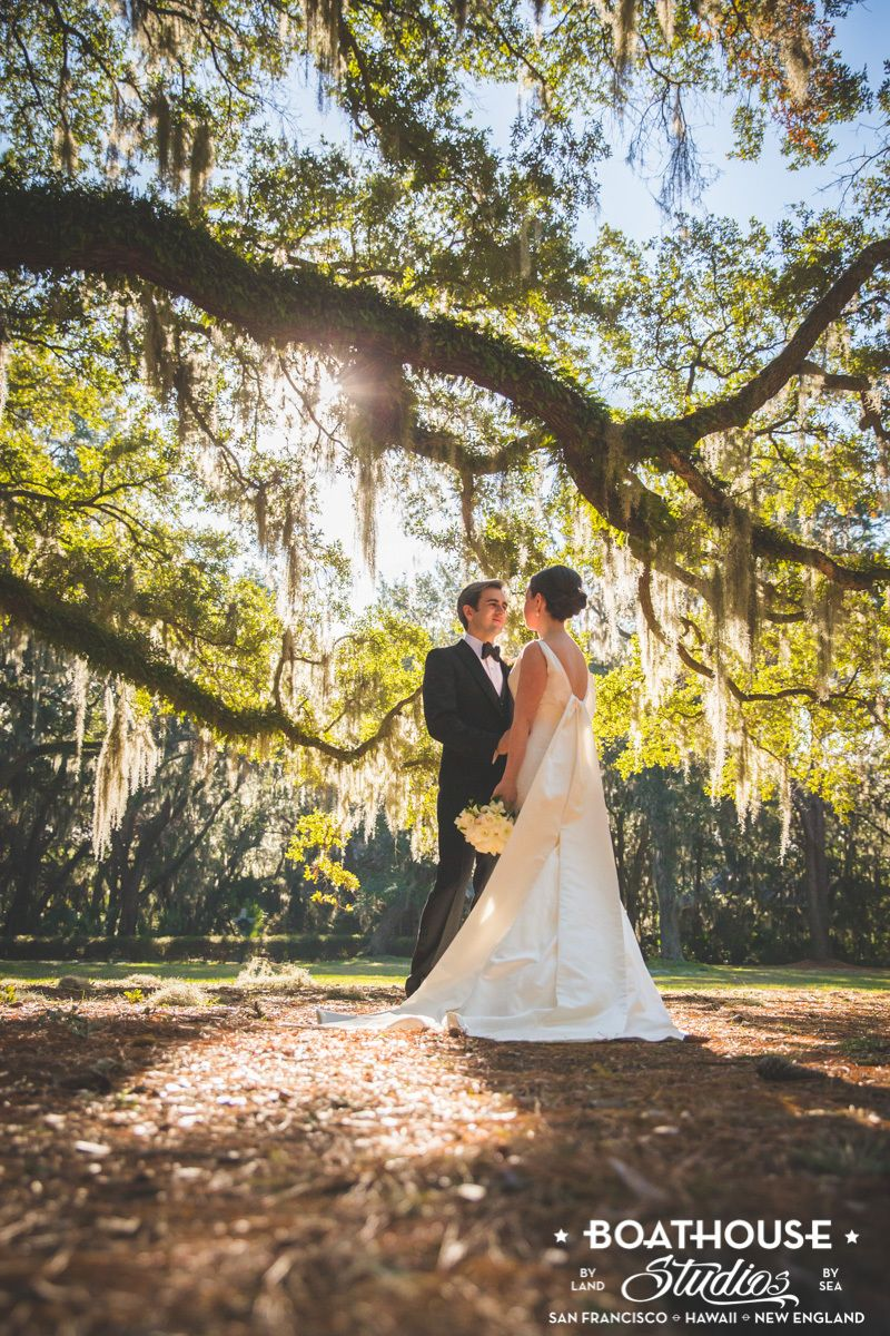 A VOGUE Magazine Featured Lowcountry South Carolina Wedding