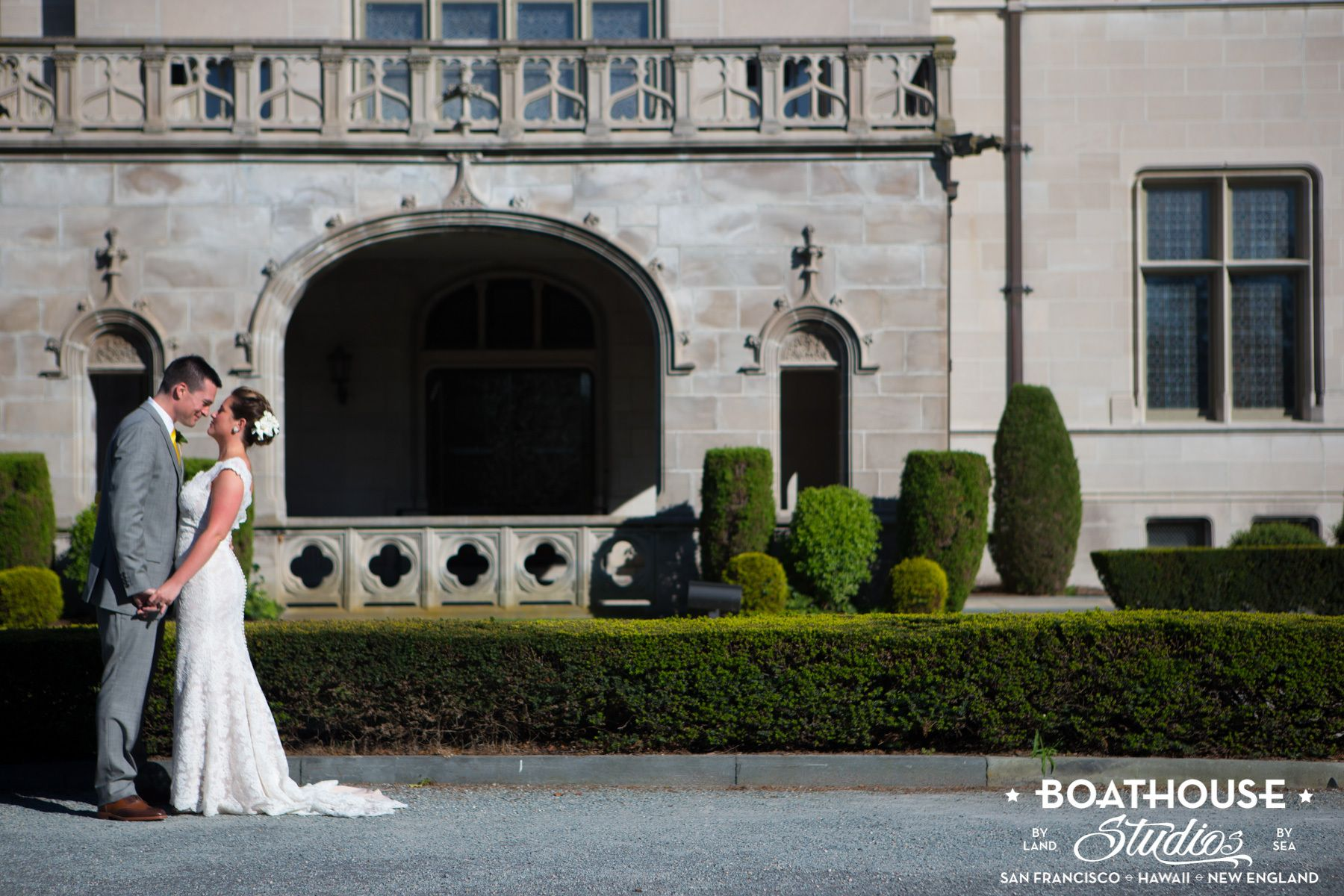 A Handcrafted Newport Wedding