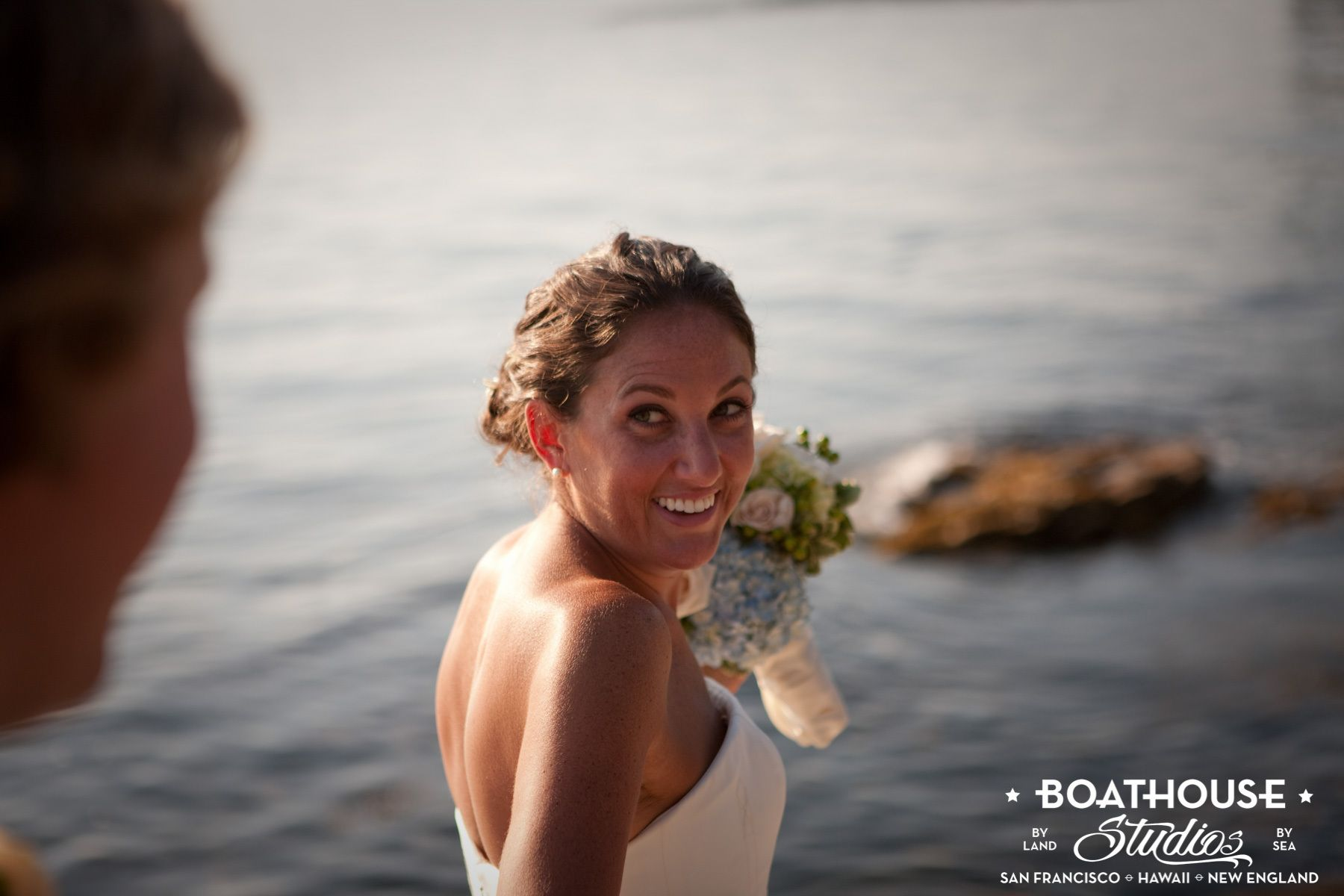 Bowdoin College & Newagen Seaside Inn Wedding