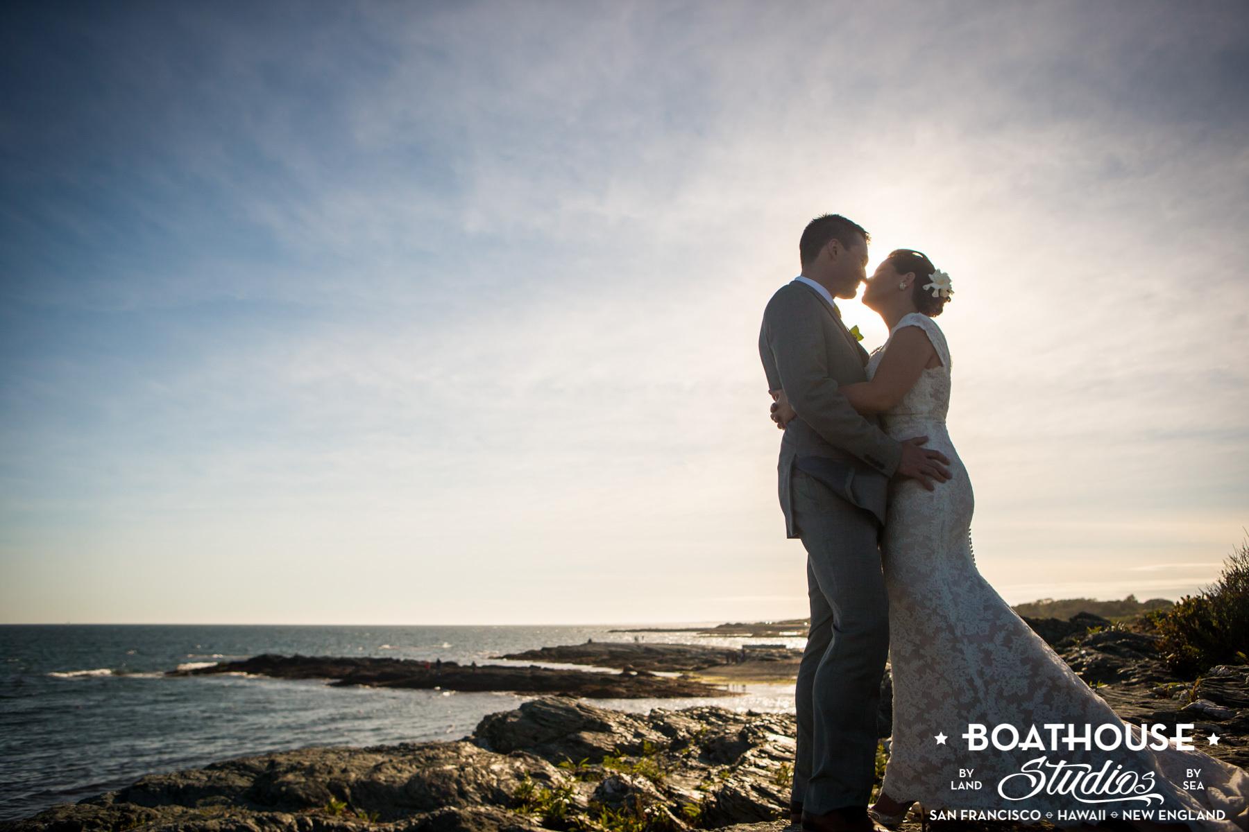 A Handcrafted Newport Wedding