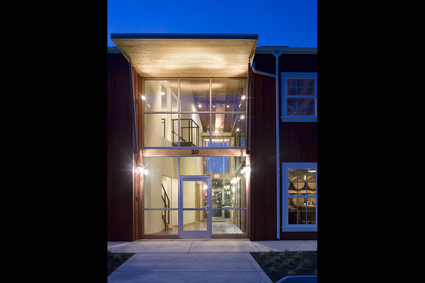 modern preservation architecture