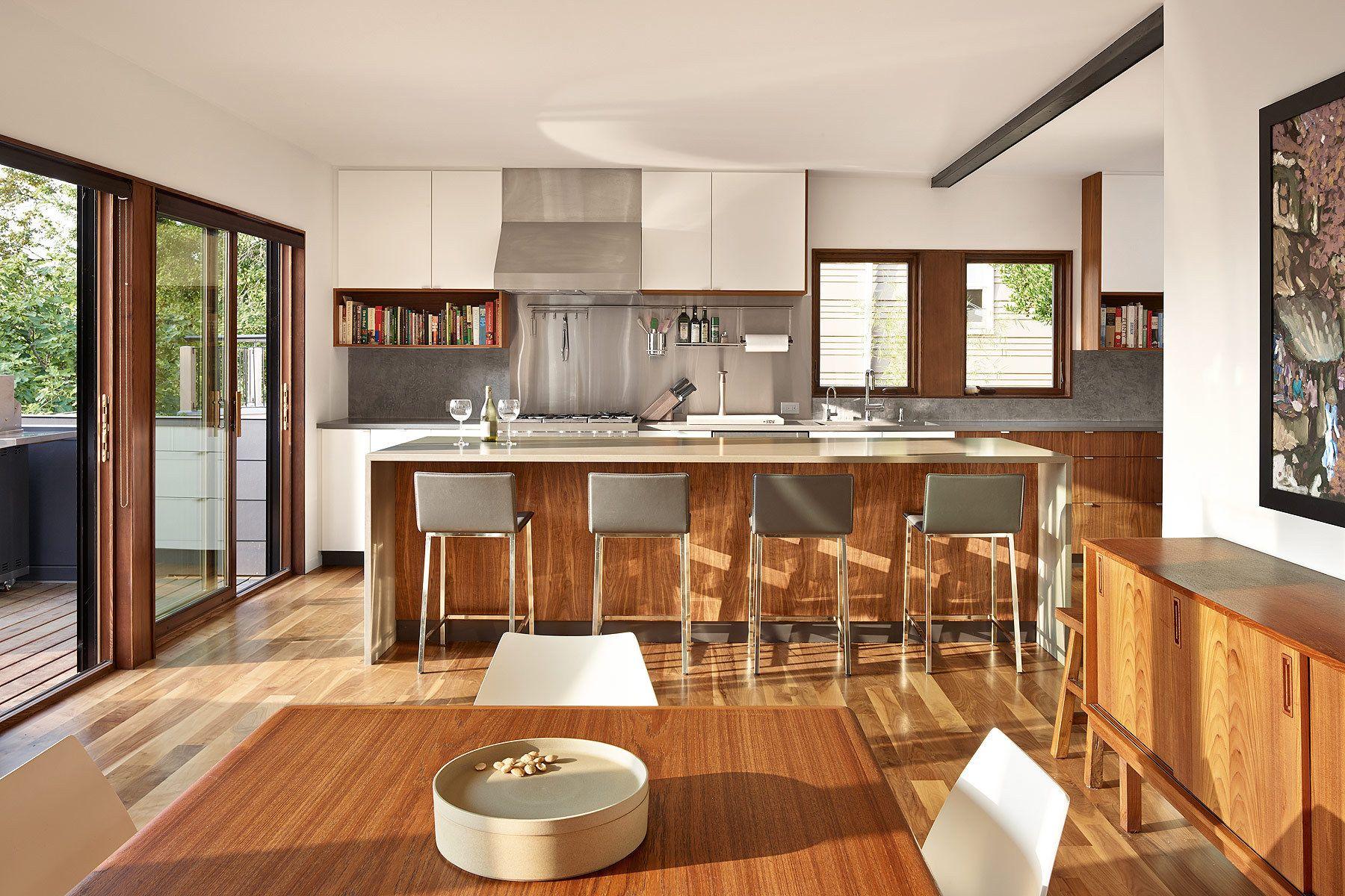 Open Contemporay Kitchen