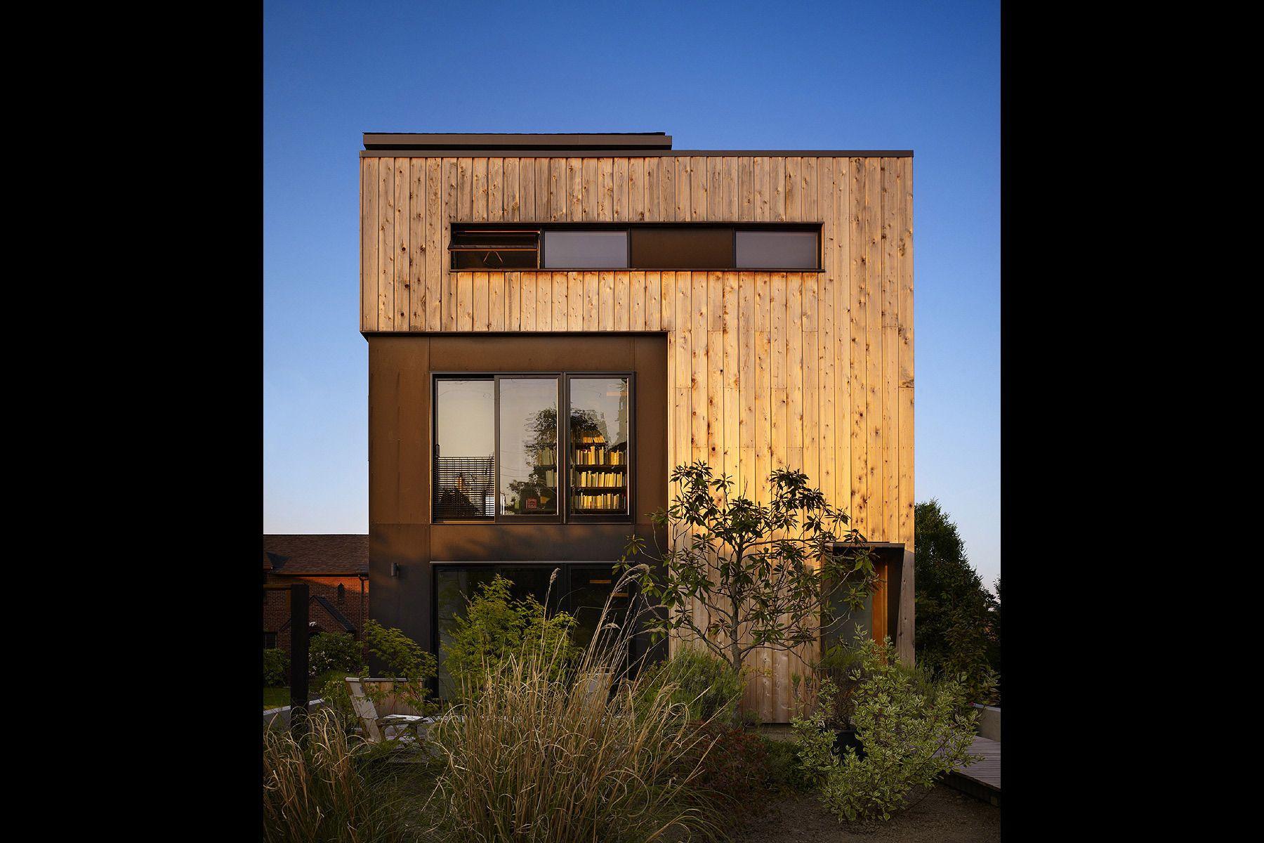 urban, waterfront, seattle, cedar, dwell