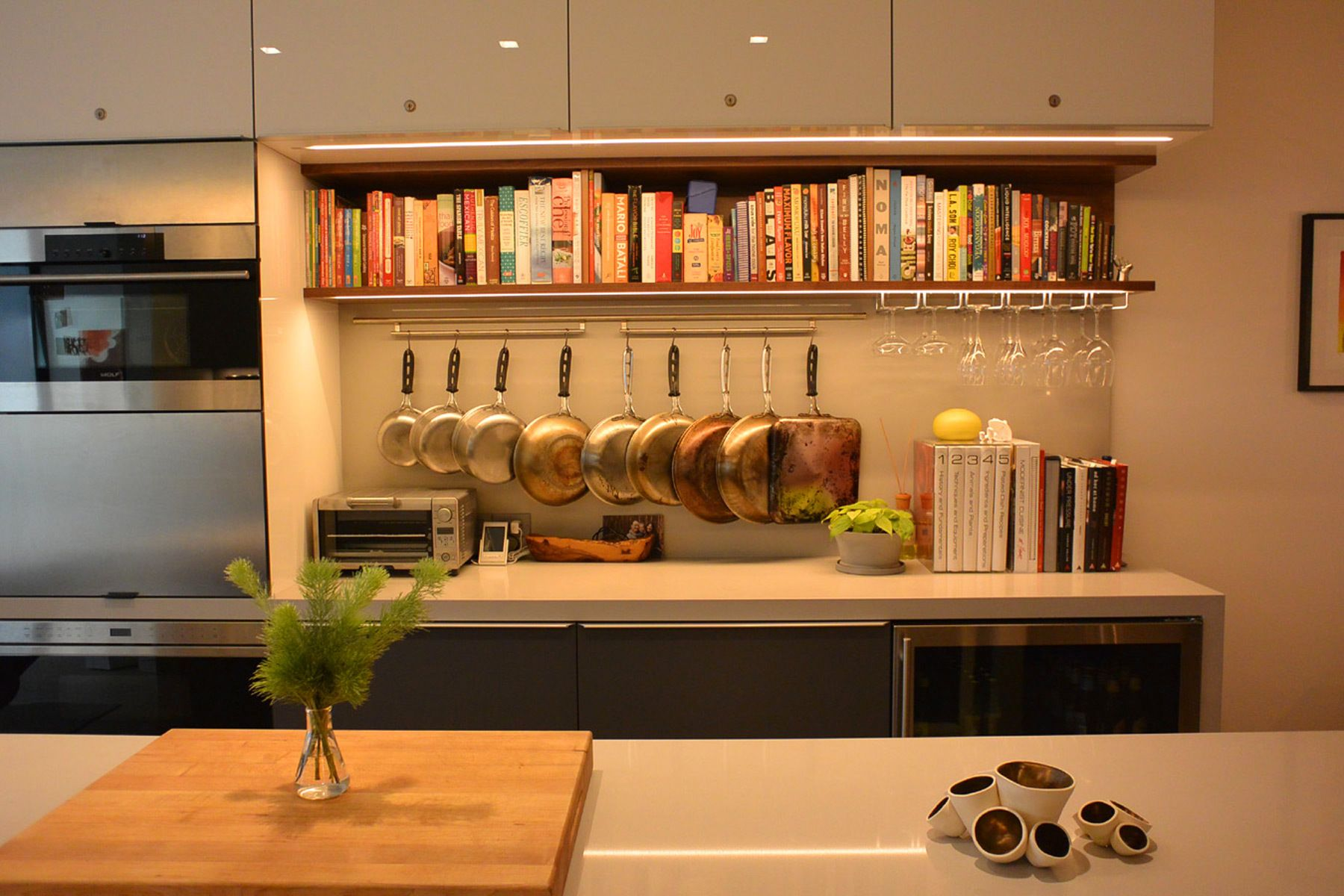 Modern Kitchen Storage