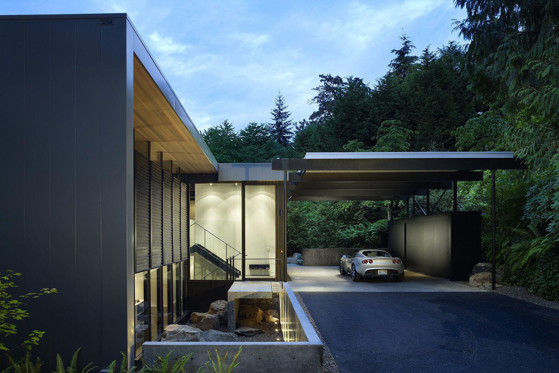 mid-century, modern, pacific northwest, dwell, iconic architecture