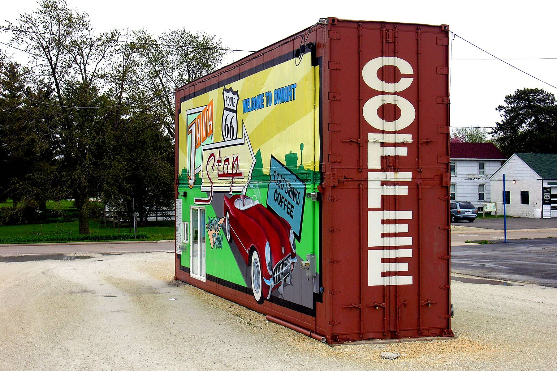 coffee, container, conversion, industrial, branding