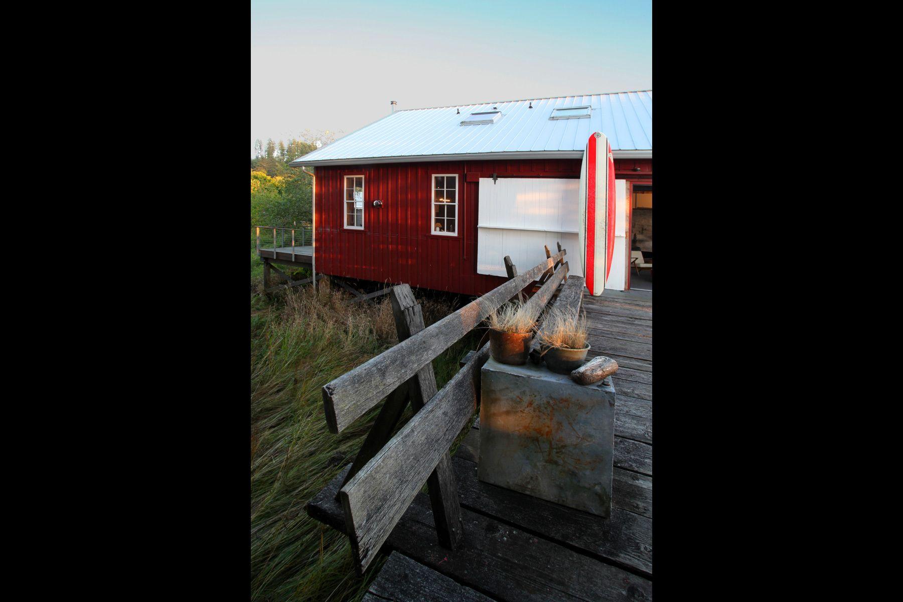 marine boathouse design