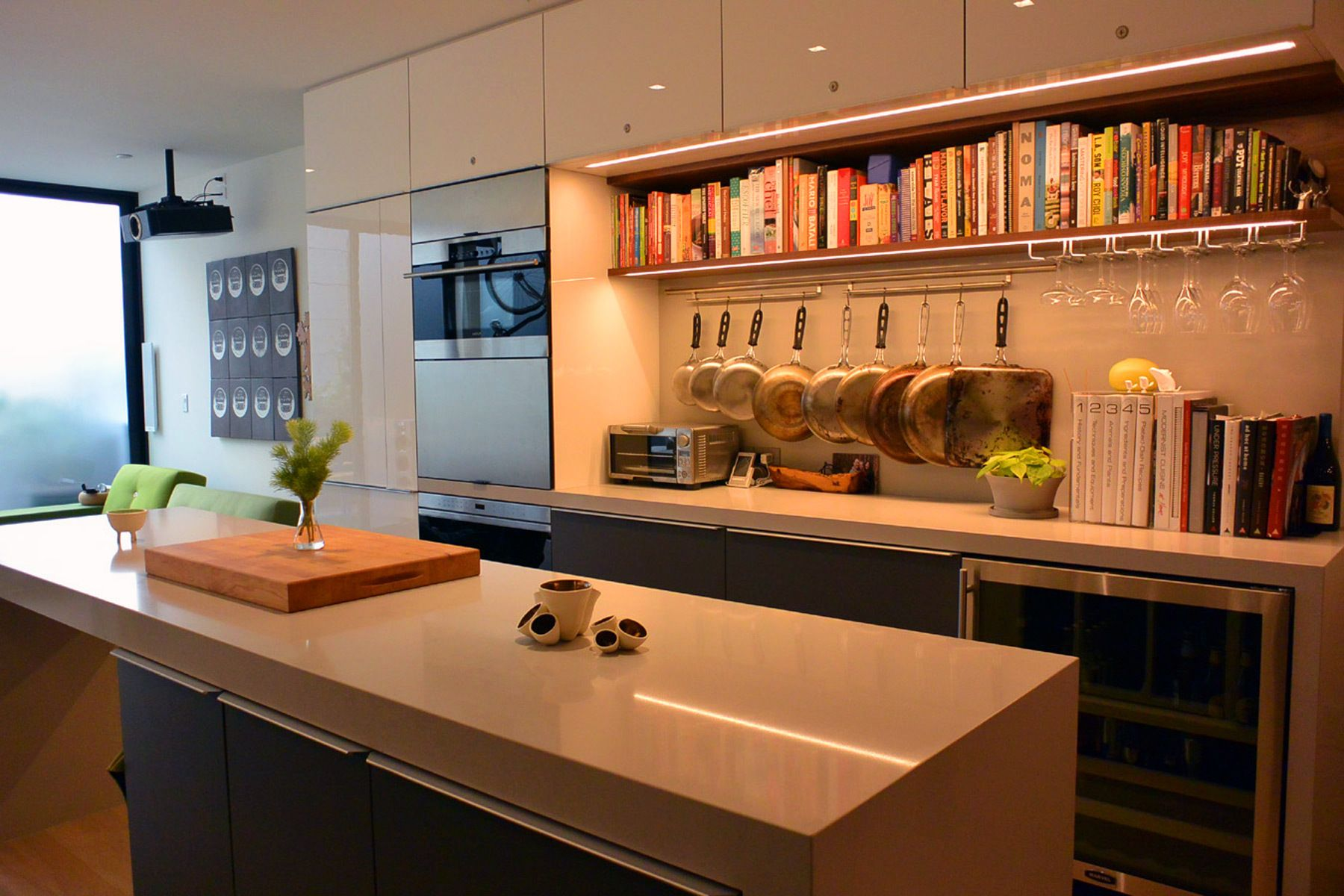 Urban Kitchen Island