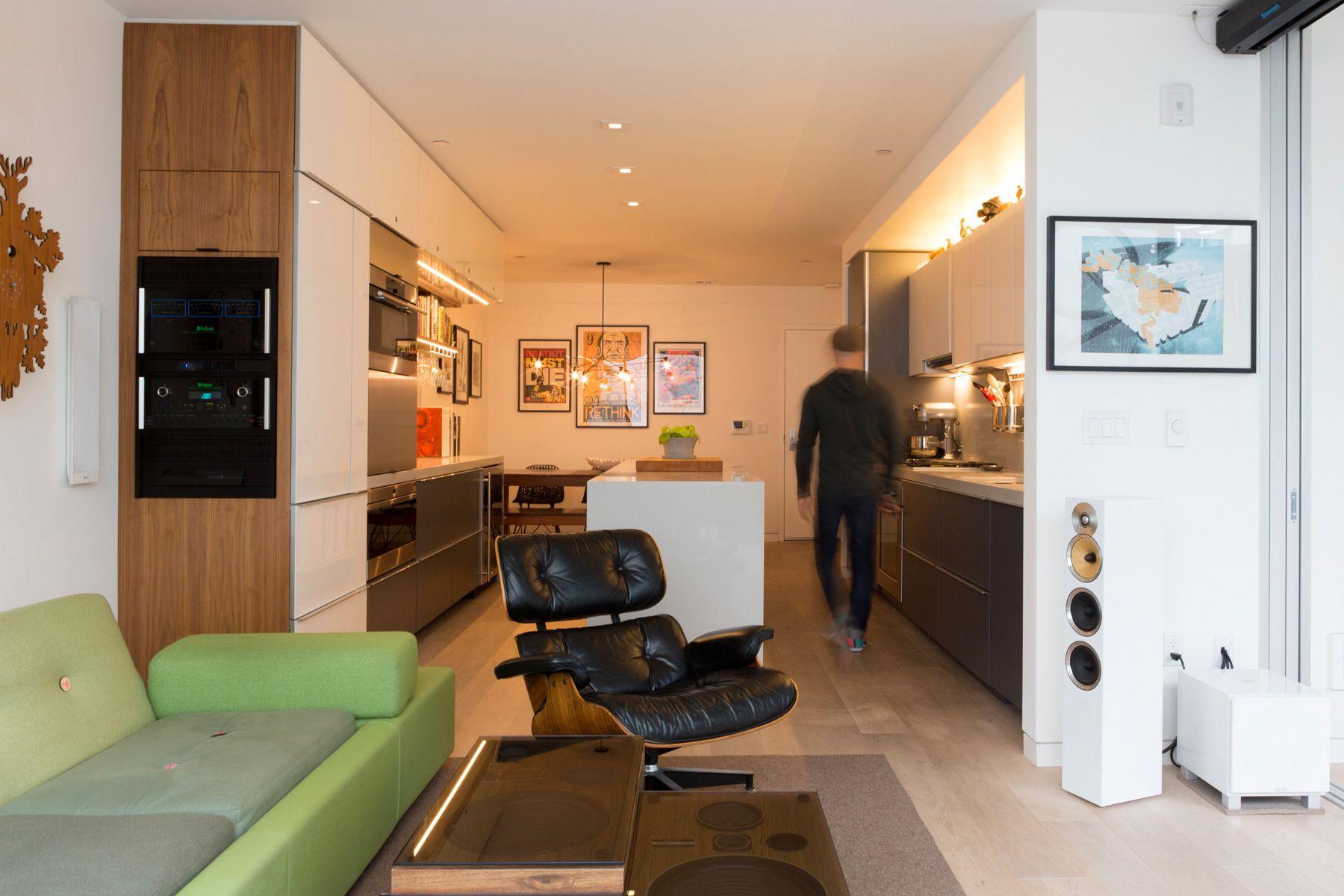 Dog Patch Condo Living room