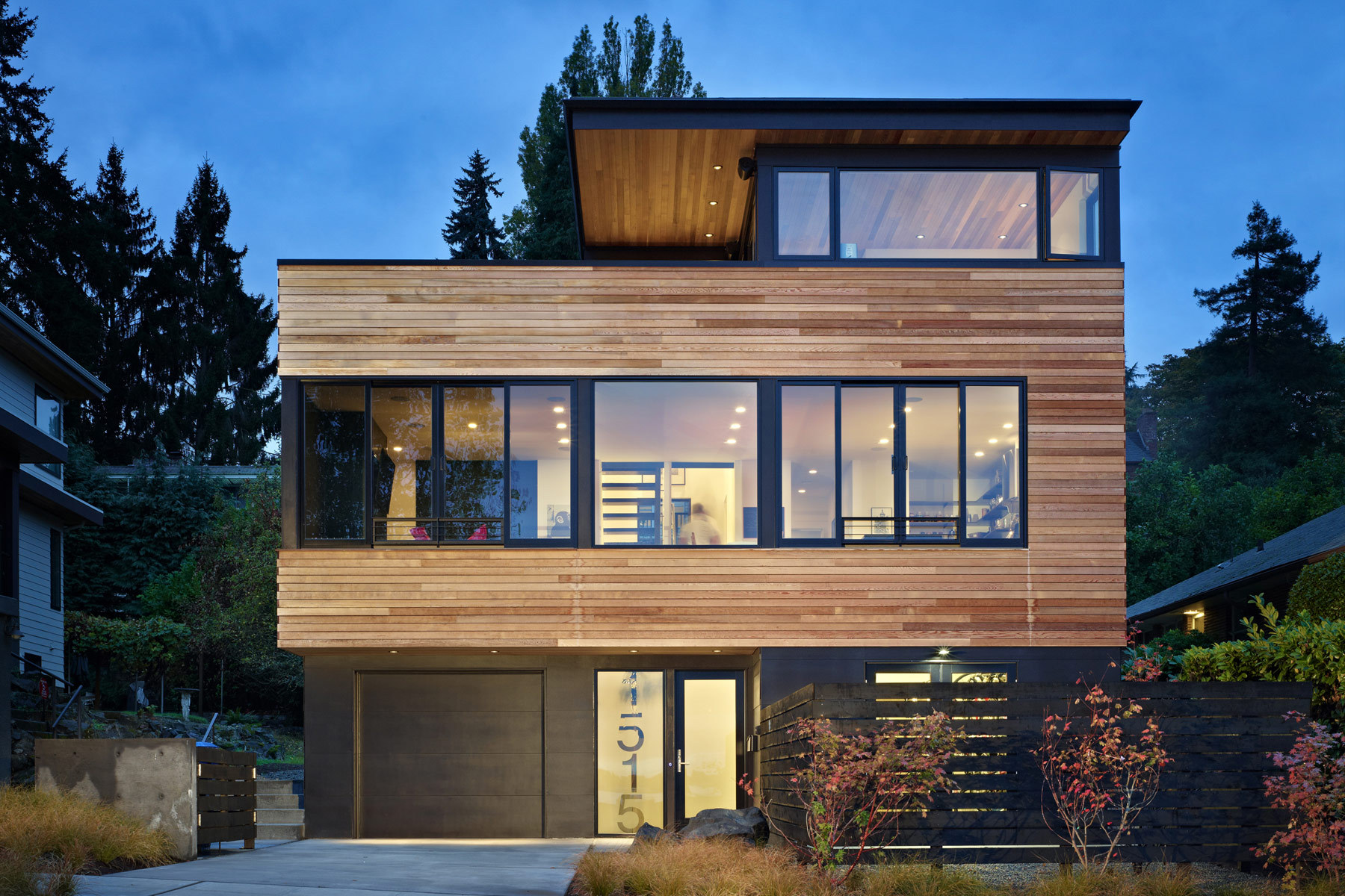 modern Seattle home