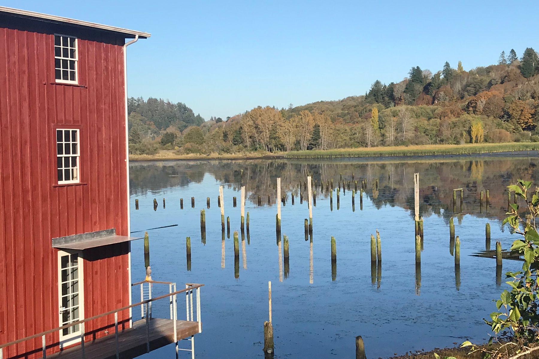 historic Astoria, scandanavian, lagoon, goonies, vacation house