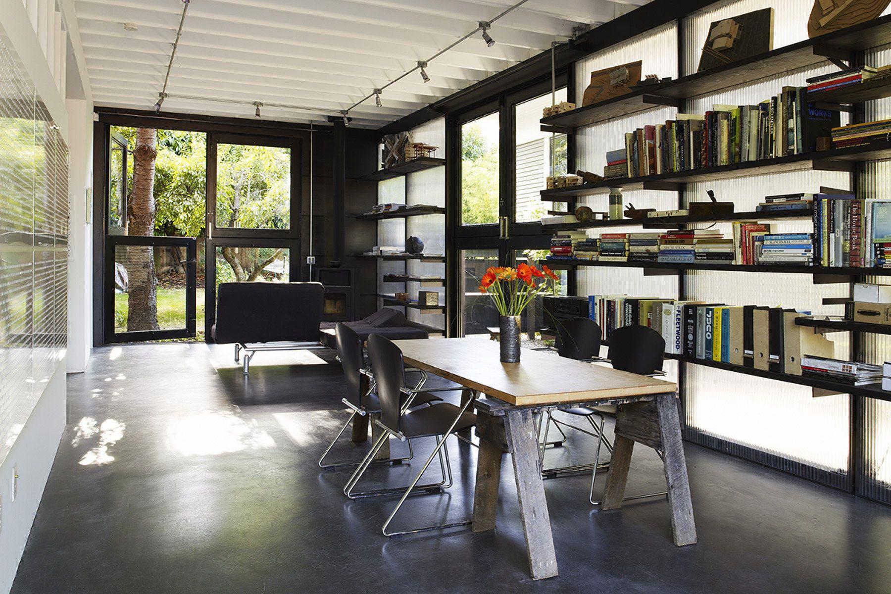 indoor – outdoor space