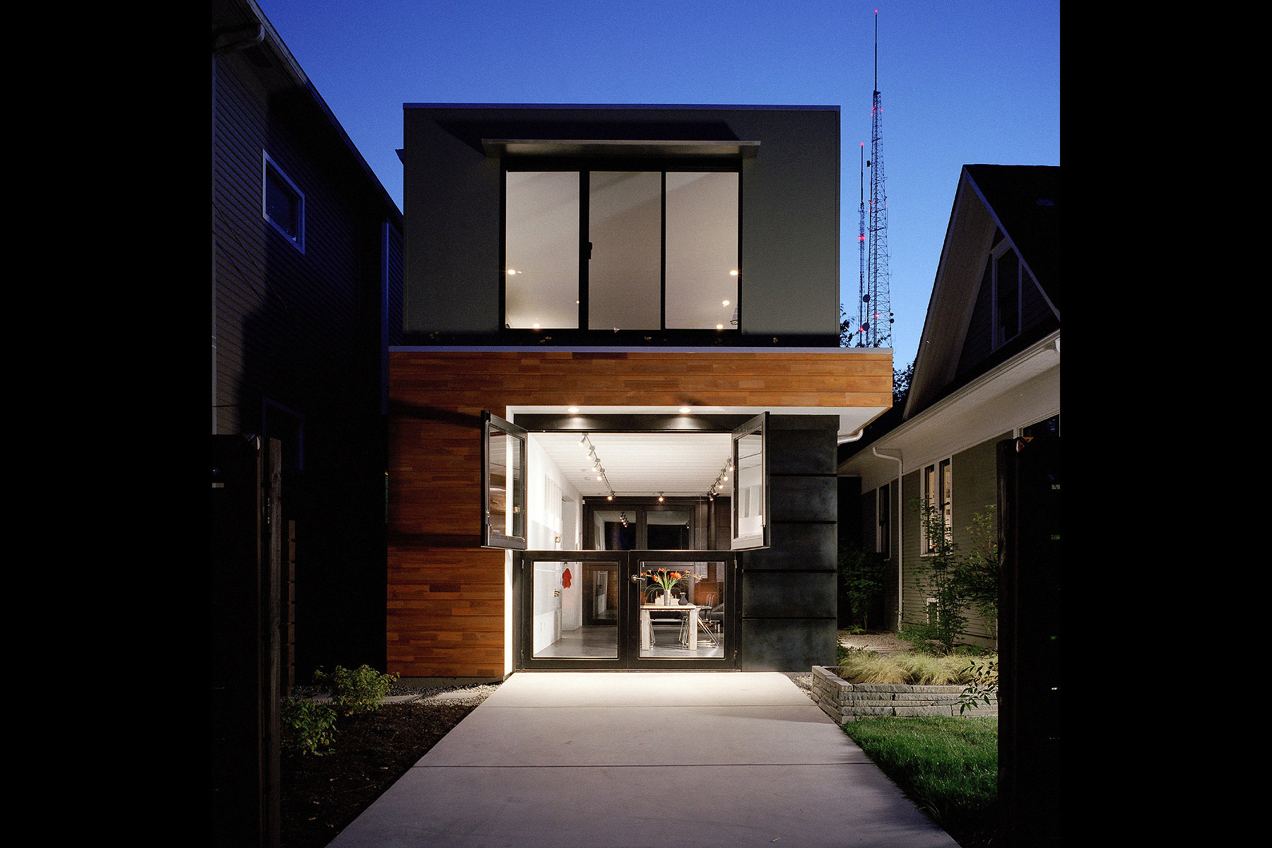 seattle modern architect