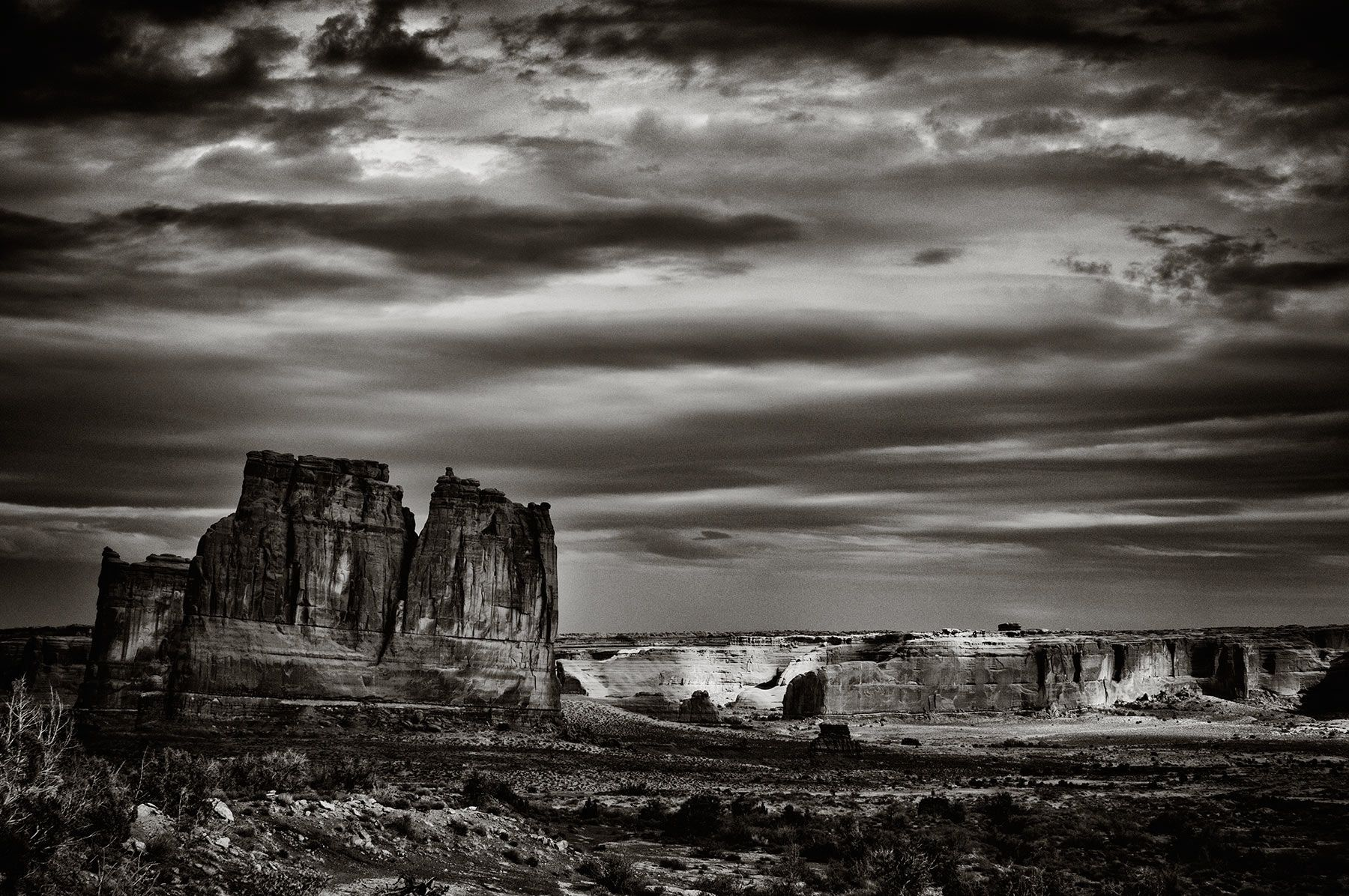 Moab Utah, Arches National Park
