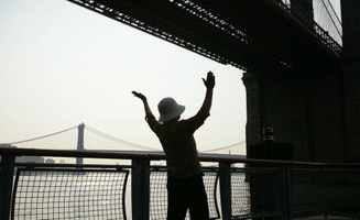 Tai Chi on the East River