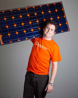 Founder of Sungevity Danny Kennedy