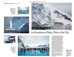 Antarctica tearsheet