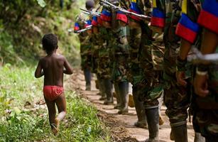 Colombia demobilization