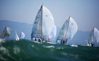 Rolex Big Boat Series in San Francisco