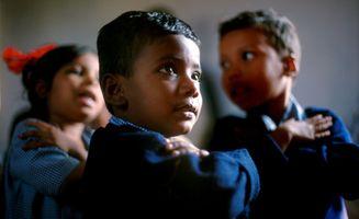 India Schoolchildren