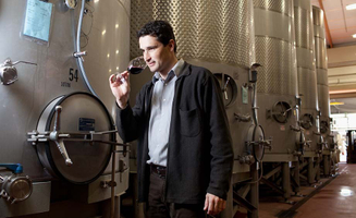 Ralf Holdenried, winemaker at William Hill estate