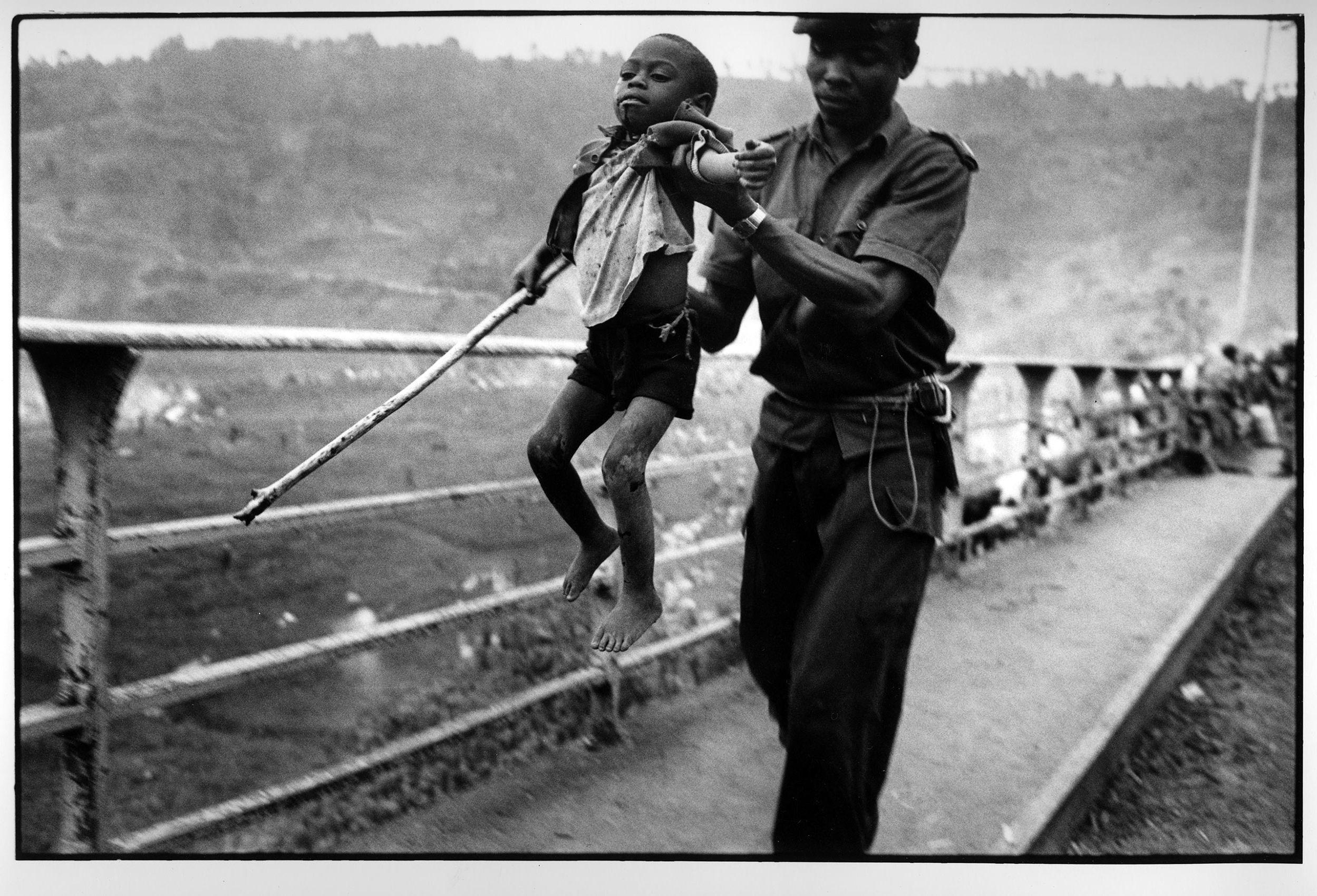 Rwanda refugee