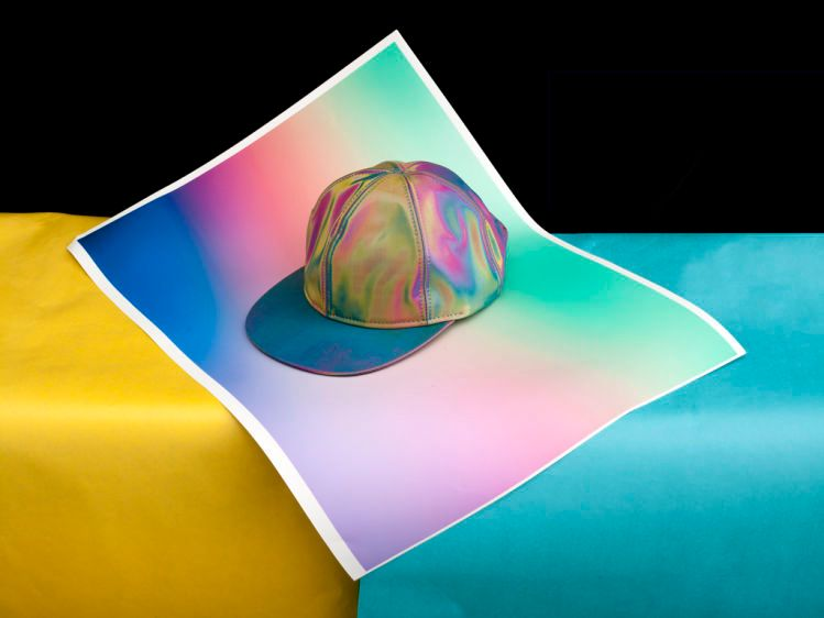 Fitted 3D Cap (2014)