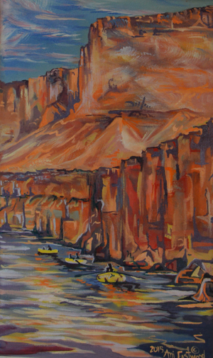 marble canyon commission