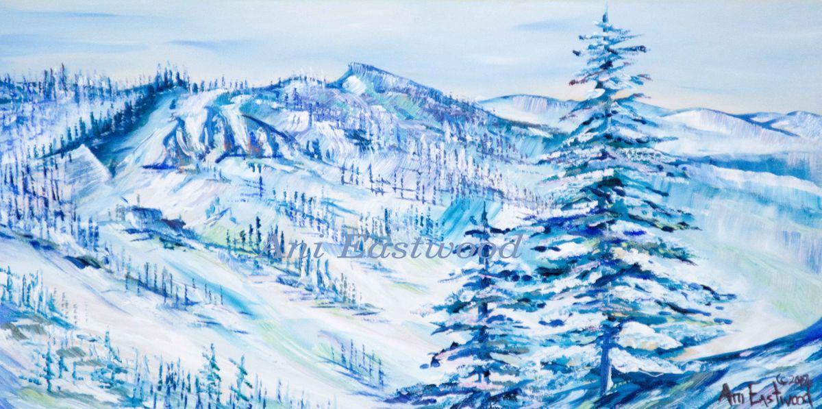 """Missoula Montana Snowbowl"" 2017"