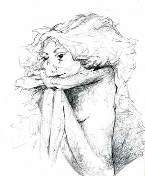 Graphic Arts, sitting woman.jpg