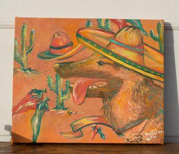 Original Oil Painting Commission