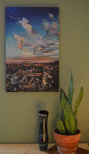 Cape Royal Canvas Reproduction