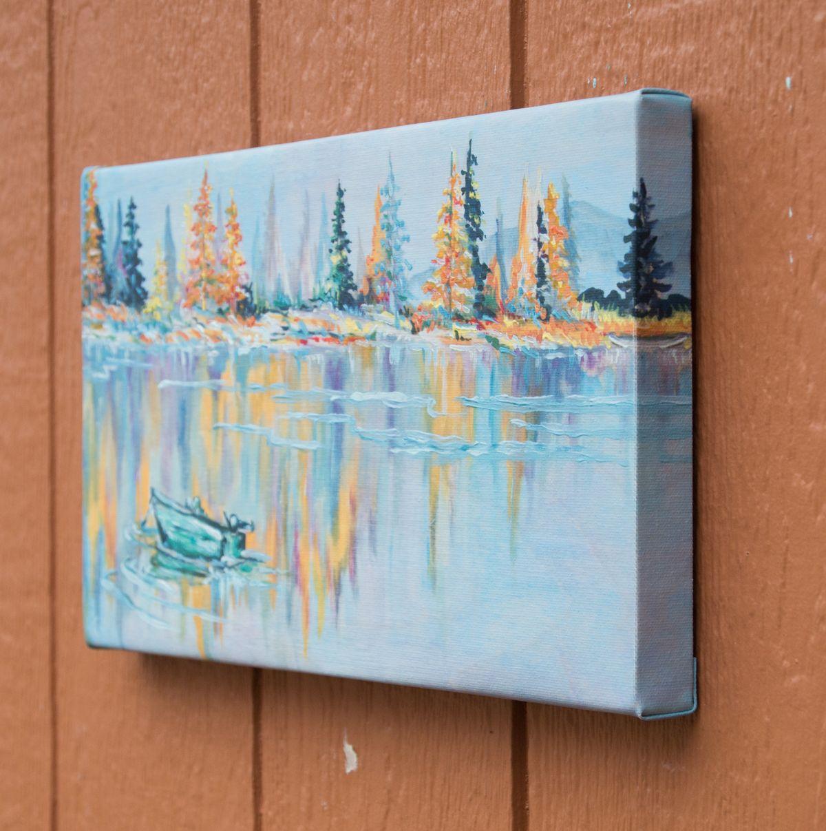 Professional Mirror Image Gallery Wrap Canvas