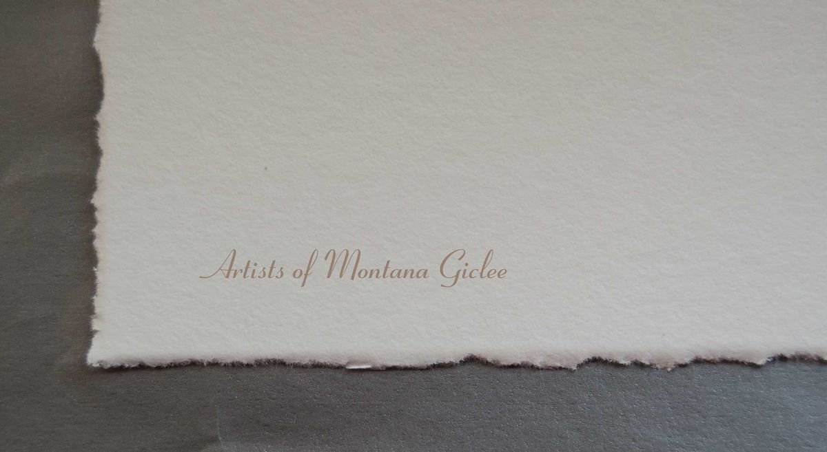 Deckle Edge Paper for an Authentic Look