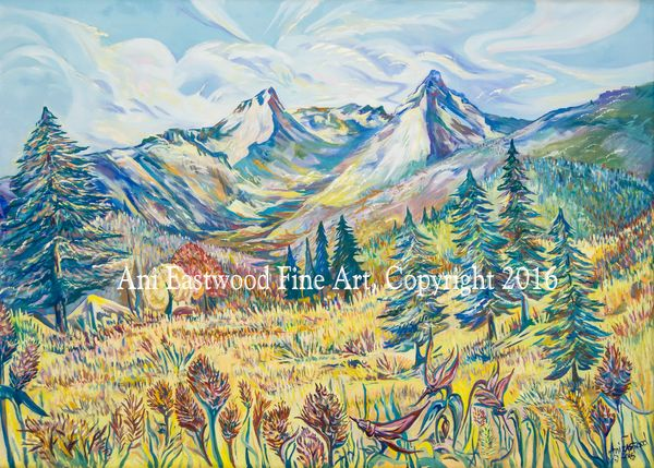 Trappers Peak Montana