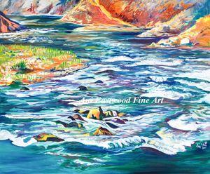 """Hance Rapid, Grand Canyon"""