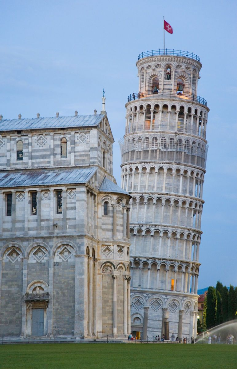 Tower of Pisa, Italy