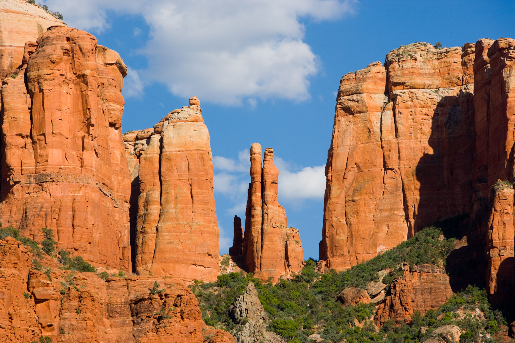 Cathedral rock at Sedona, Arizona, USA