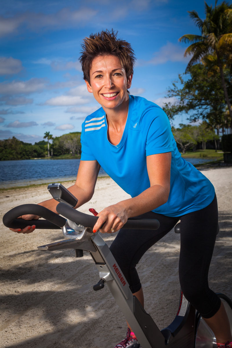 Midtown Athletic Club spinning instructor