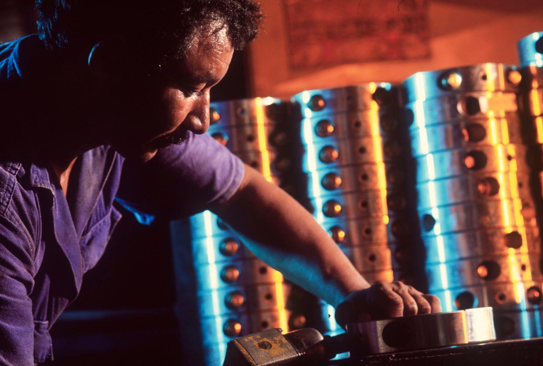Metal mechanic Industry