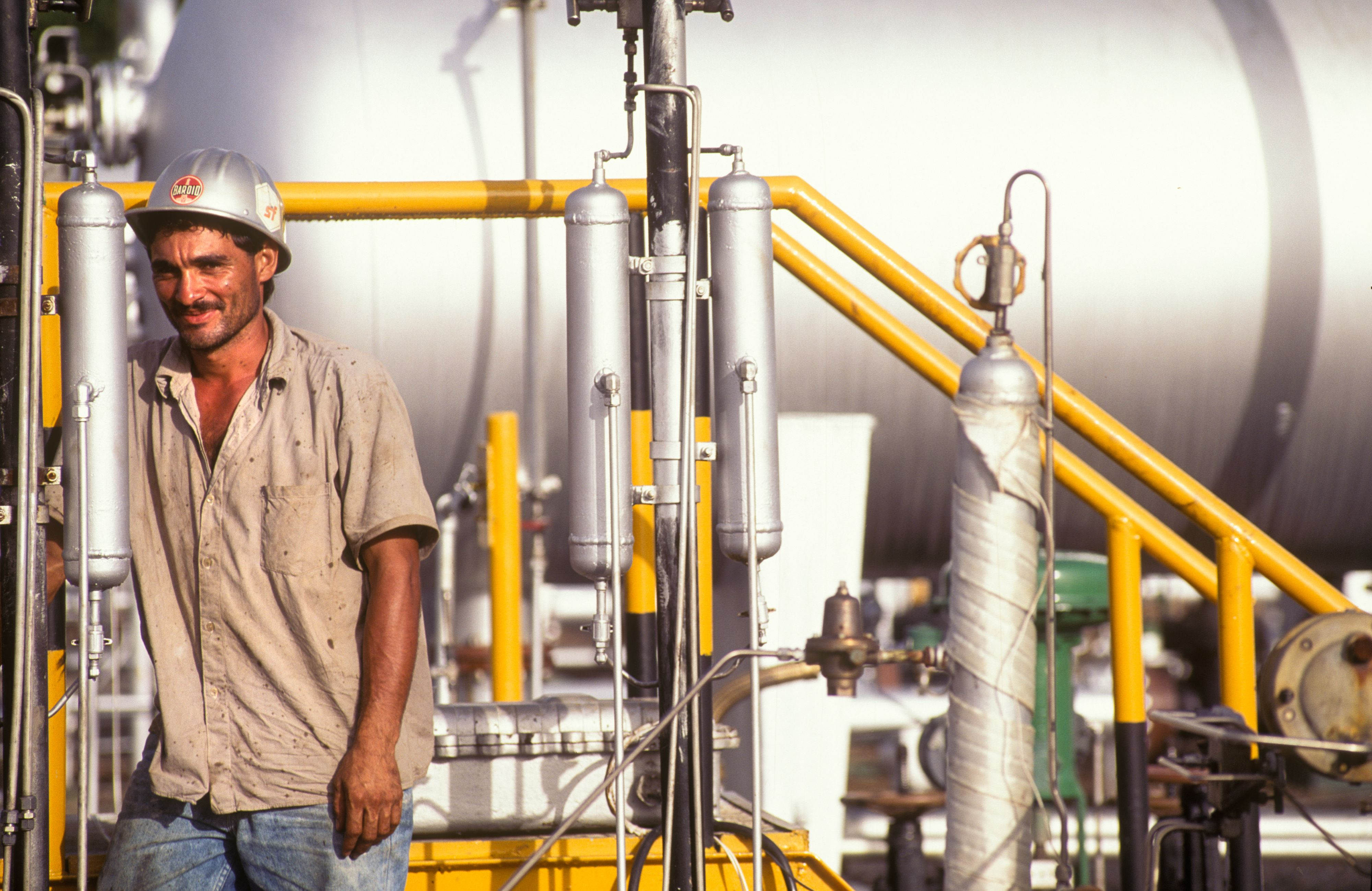 Oil Industry